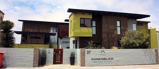 DUNENBLICK SELF CATERING APARTMENTS