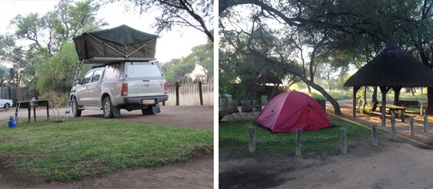 ombonde open sky camp accommodation, camping and caravan site accommodation okahandja, namibia camping sites, bushveld camping and caravan sites in namibia