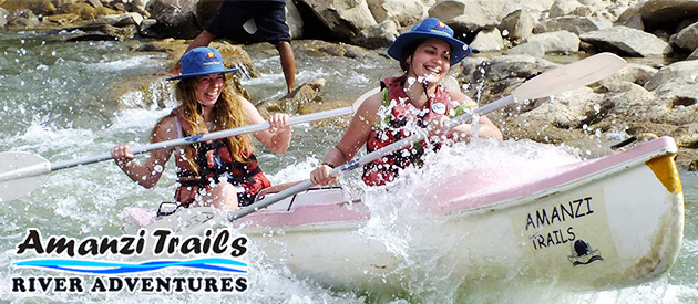 AMANZI TRAILS - RIVER ADVENTURES AND CAMPING
