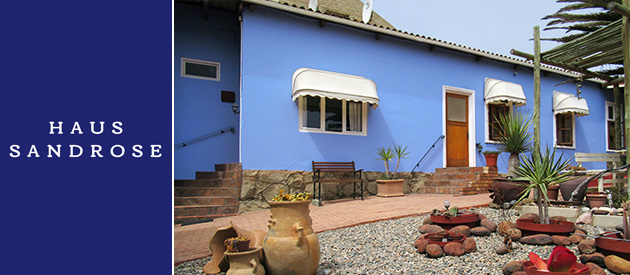 HAUS SANDROSE SELF CATERING UNITS