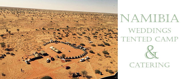 namibia weddings, tented camp accommodation, catering facilities, function venue, gochas, hardap, namibia