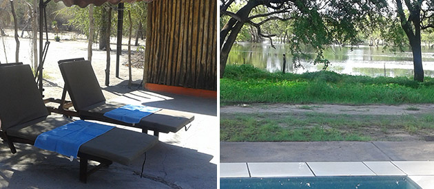 Paradise Rest Camp - Grootfontein accommodation - Namibia